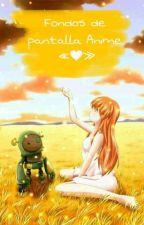 Fondos de pantalla Anime «❤» by Chuchan16