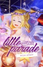 little parade ; graphics [ CLOSED ] by izayoix