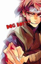 Dog boy?!? (OC XKiba) by EmeraldXJade