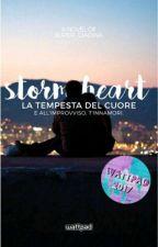 Storm Heart - La tempesta del cuore (#Wattys2017) by Super_giadina