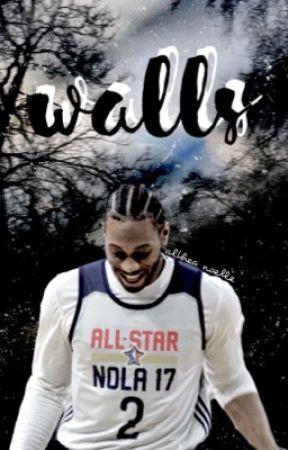 walls ❧ kawhi leonard by -volatile