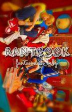 Rantbook de l'ennui by fantasmique_baby