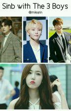 Chat - SinB x 98 line Boys (Chanwoo, Moonbin, Seungkwan) by wonu_ajah