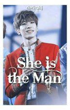 she's the man ➫ wonwoo, sejeong au  by ongcheong