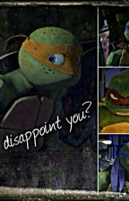 Artificial happiness - Michelangelo story 2012 by TeardropBlue