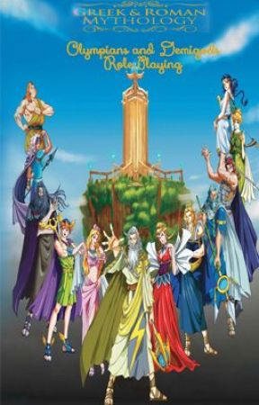 Olympians and Demigods (ROLE PLAYING) by athena_writes