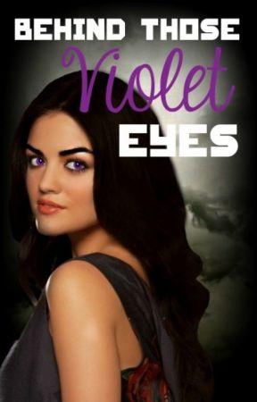 Behind Those Violet Eyes ▸ Hunger Games by SCandGG