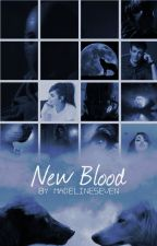 New Blood| Theo Raeken  by MadelineSeven