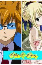 Lucy & Loke/ Leo (Fairy Tail) by Scarlet1019