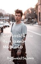 Benjamin Mascolo by justamessymind