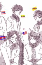 『APH』ASEAN/ Southeast Asia Family Ф∪Ф by Can_Chan