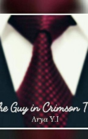 The Guy In Crimson Tie  by aryaTG