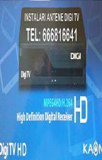 Digi Tv Madrid by instalariantene