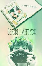 BEFORE I MEET YOU | VKook [COMPLETED] by HazzaBo91