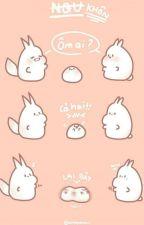 [ KOOKMIN , VMIN ] [ Đoản ] Trà Sữa Combo by _thinkugly