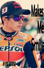 Makes Me Smile (Marc Marquez With Madeline Carroll) by LynaMM93