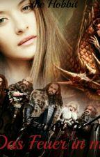 The Hobbit : Das Feuer in mir  by jovannabeth12