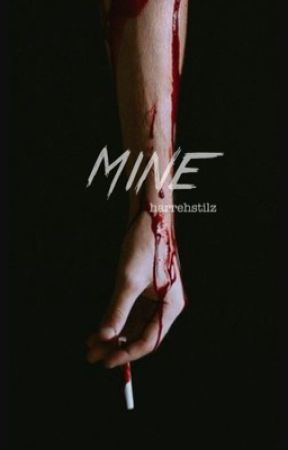 mine; hs au by harrehstilz