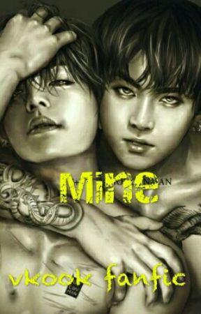 Mine ♥ (Vkook/Taekook - Werewolf) by softieparadise