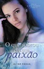 O que sobrou da sua paixão - Série O que sobrou - Livro 2 (Degustação) by AlinePadua