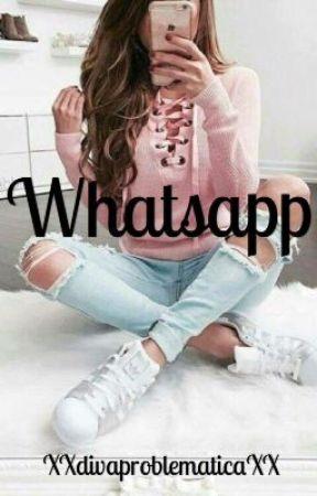 Whatsapp by XXdivaproblematicaXX
