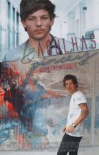 Agulhas & Pincéis • Larry Stylinson by Oopstylinson28