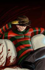 Freddy Krueger x OC by zalenti