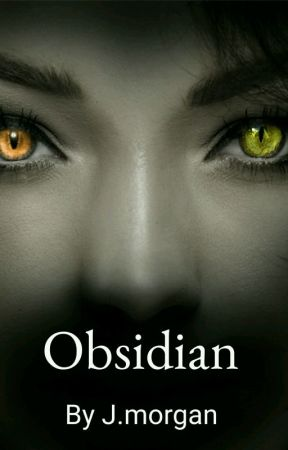 Obsidian, The Stone Trilogy by WillowandFire
