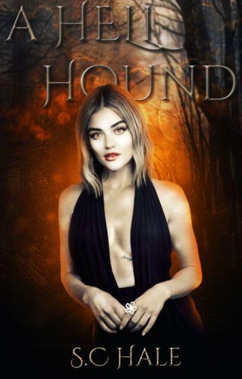 A hellhound-Teen wolf