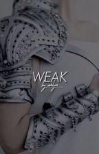 WEAK | BELLAMY BLAKE by lotsofpetals