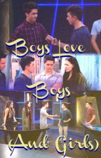 Boys Love Boys (And Girls) ~ A ChasexKaz (Kase) fic by Court_ney