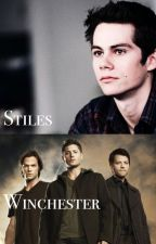 Stiles Winchester - Supernatural/Teen wolf crossover by HM_Arn