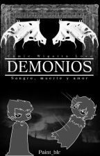 WIGETTA LOVE: Demonios [Cómic] by Paint_blr