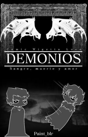 WIGETTA LOVE: Demonios [Cómic] by Paint_blr