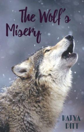 The Wolf's Misery by KatyaPitt
