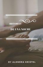 Historias de una noche by kris345al