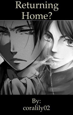 Returning home? (Riren)(Vampire Levi X  Eren) by coralily02