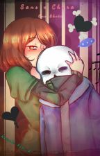 Sans x Chara (One-shots) by Raizuki-kun
