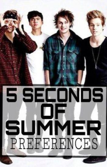 5 Seconds Of Summer Preferences - ♡♡♡♡ - Wattpad