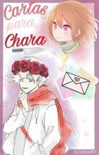 Cartas Para Chara (After!Sans x Chara) by Velinda197