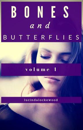 Bones and Butterflies by lucindalockewood