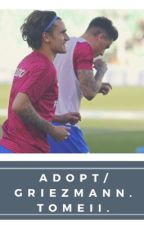 GRIEZMANN/Adopt-Tome2. by fictionzm