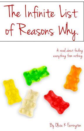 The Infinite List of Reasons Why. by GingaNinja98