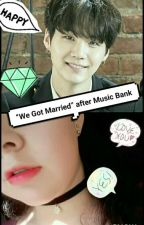 "We got married"" after Music Bank by Min_Yoonsuk"