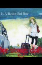 Anime Songs Daisuki by Sakura_Tomiko