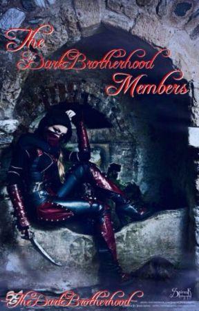 The Dark Brotherhood Members by -TheDarkBrotherhood-