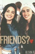 Friends? [Camren one shot] by whinnningtears