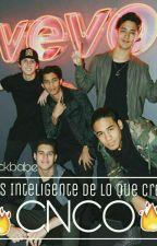 """""""Mas Inteligente De Lo Que Crees"""" CNCO ×HOT× by erickbabe"""
