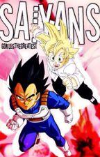 Saiyans ( Gohan x Vegeta x Goku DBZ Fanfic ) by Gokuisthegreatest