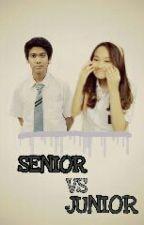 Senior Vs Junior by Sptnayuameliaaaaa